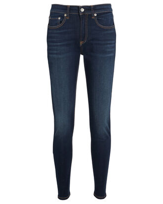 Cate Skinny Jeans, FADED INDIGO DENIM, hi-res