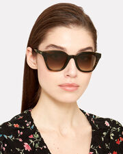 High Jinks Sunglasses, BROWN, hi-res