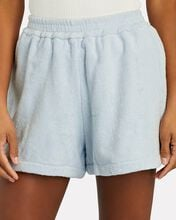 Cruise Cotton Terry Shorts, BLUE-MED, hi-res