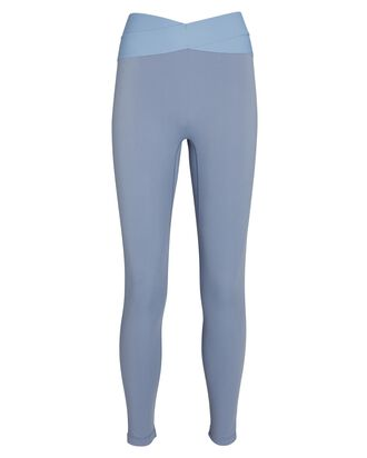 Corso Crossover Leggings, LIGHT BLUE, hi-res