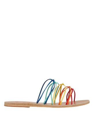 Rodopi Rainbow Strap Sandals, MULTI, hi-res
