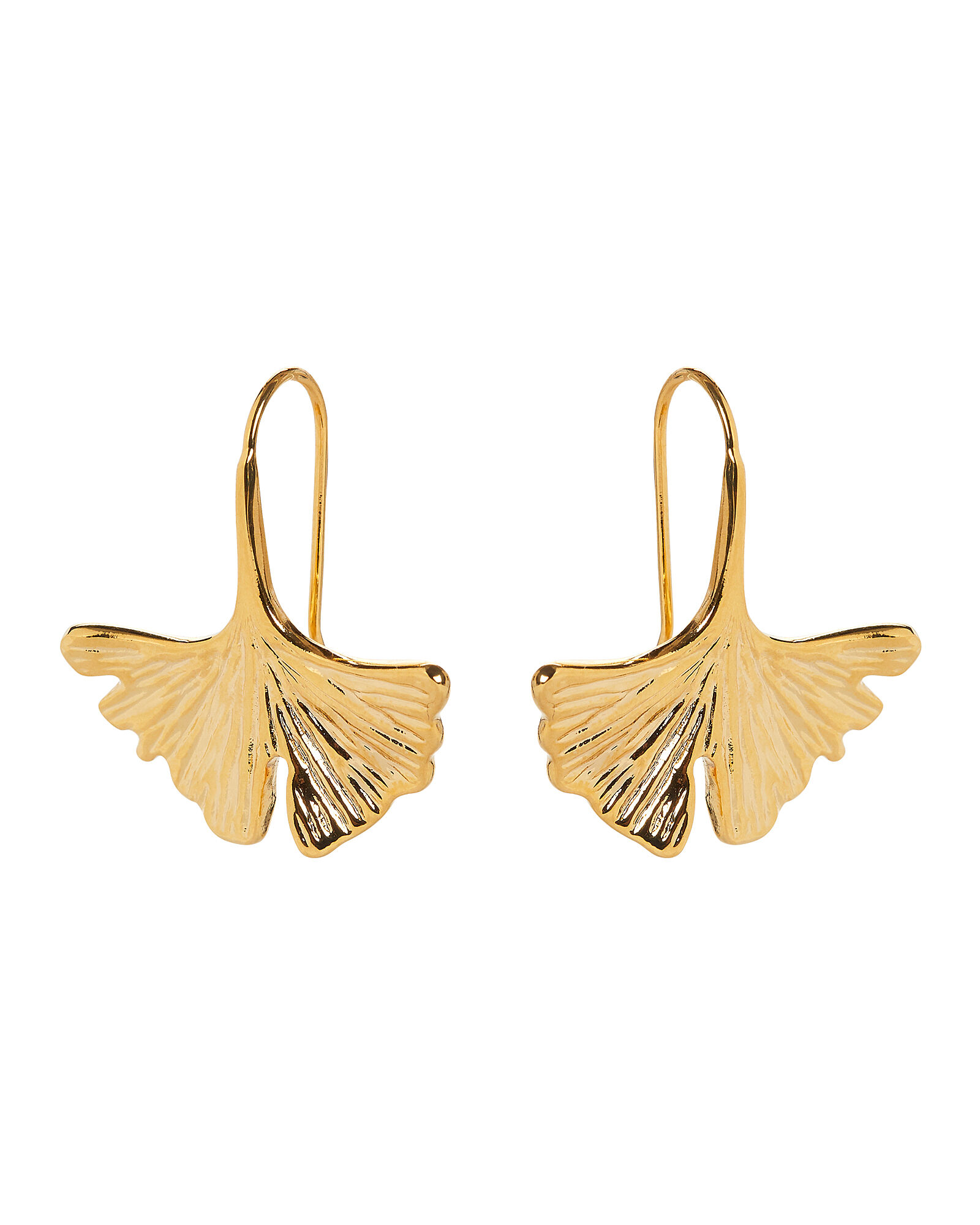 Actua Tangerine Gold Earrings, GOLD, hi-res