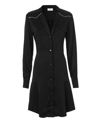Rora Shirtdress, BLACK, hi-res