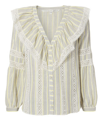 Lima Striped Top, MULTI, hi-res