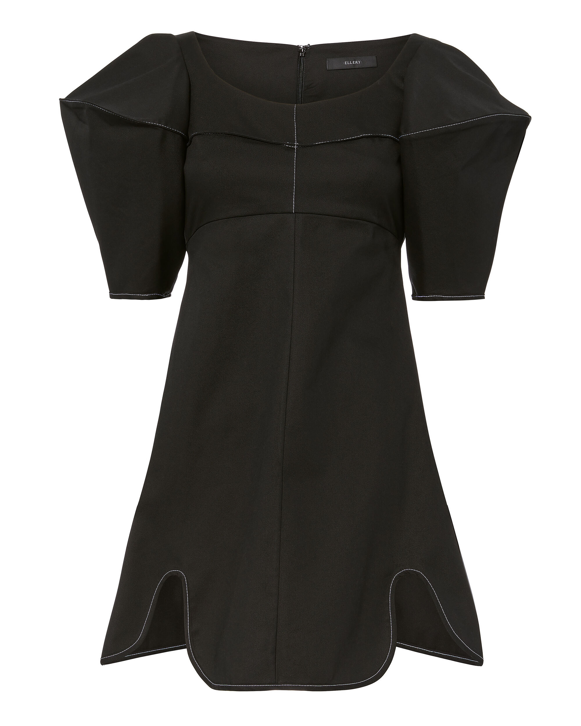 Utopian Fantasy Mini Dress, BLACK, hi-res