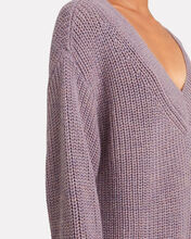 Revel Oversized Alpaca Sweater, LAVENDER, hi-res