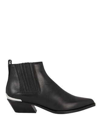 Westin Black Booties, BLACK, hi-res