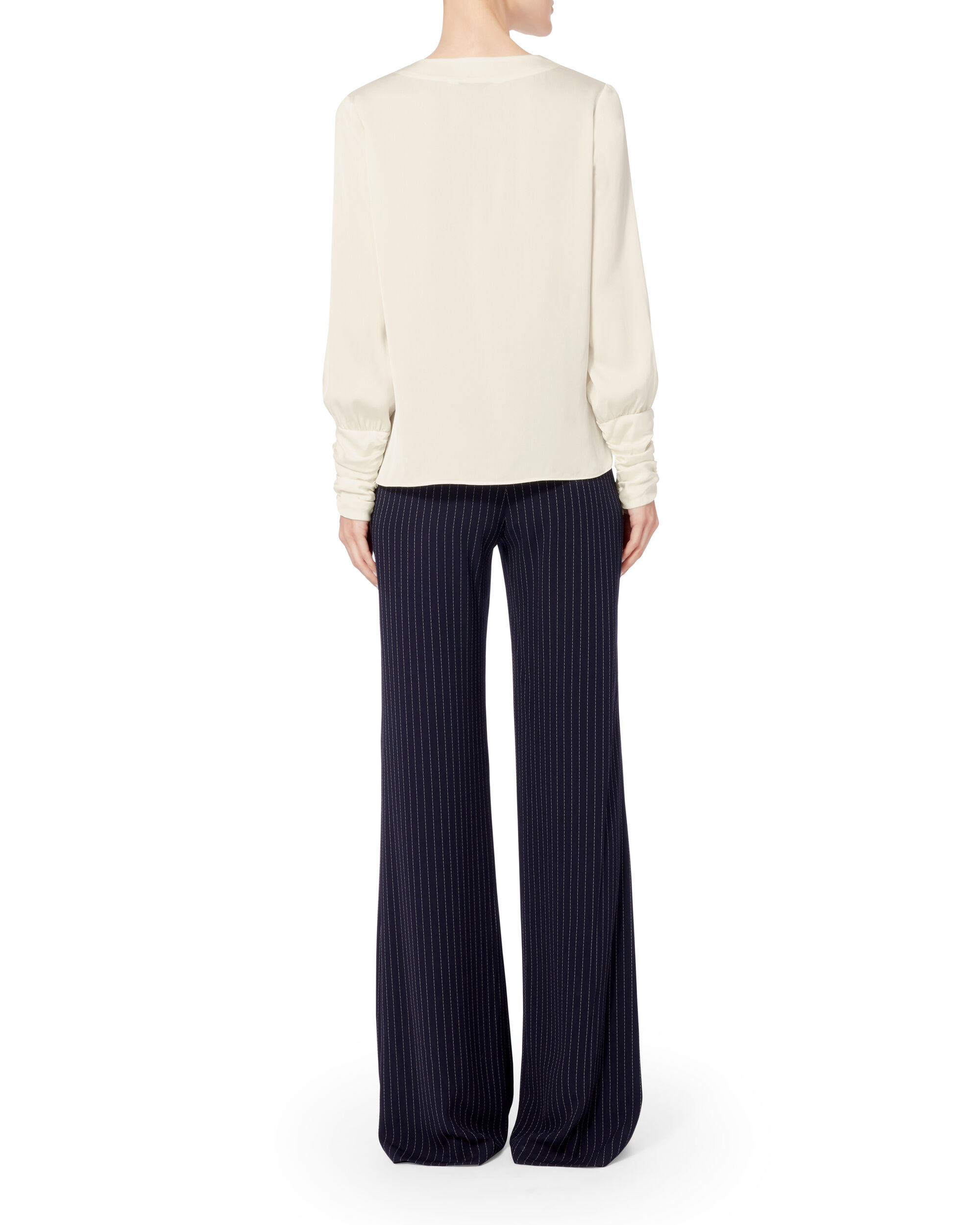 Gianna Cross Front Top, WHITE, hi-res