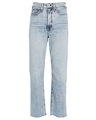 Jane High-Rise Straight Jeans, LIGHT WASH DENIM, hi-res