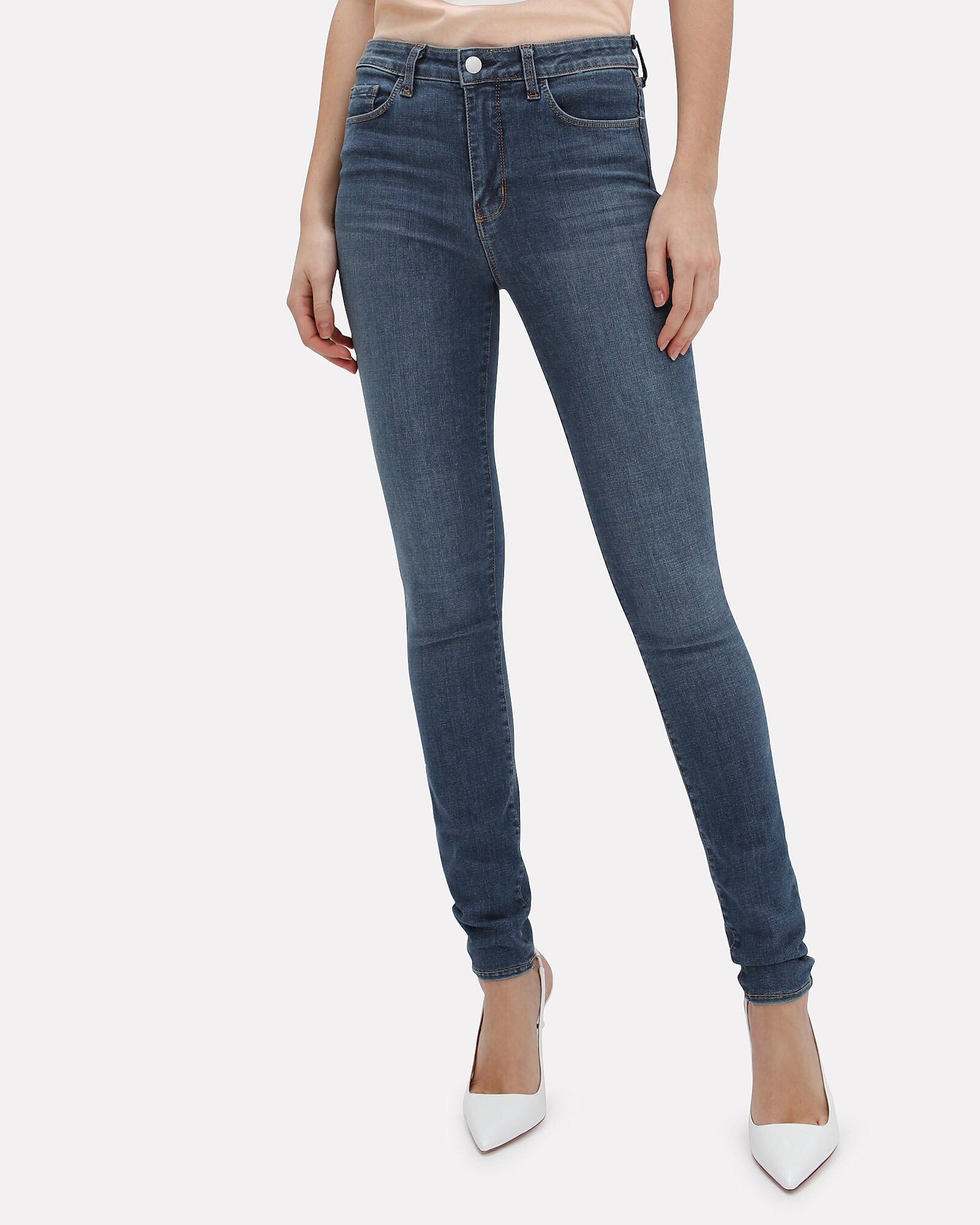 Marguerite Jeans, DARK DENIM, hi-res