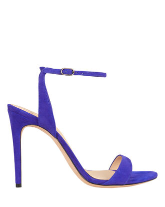 Willow Royal Blue Suede Sandals, ROYAL BLUE, hi-res