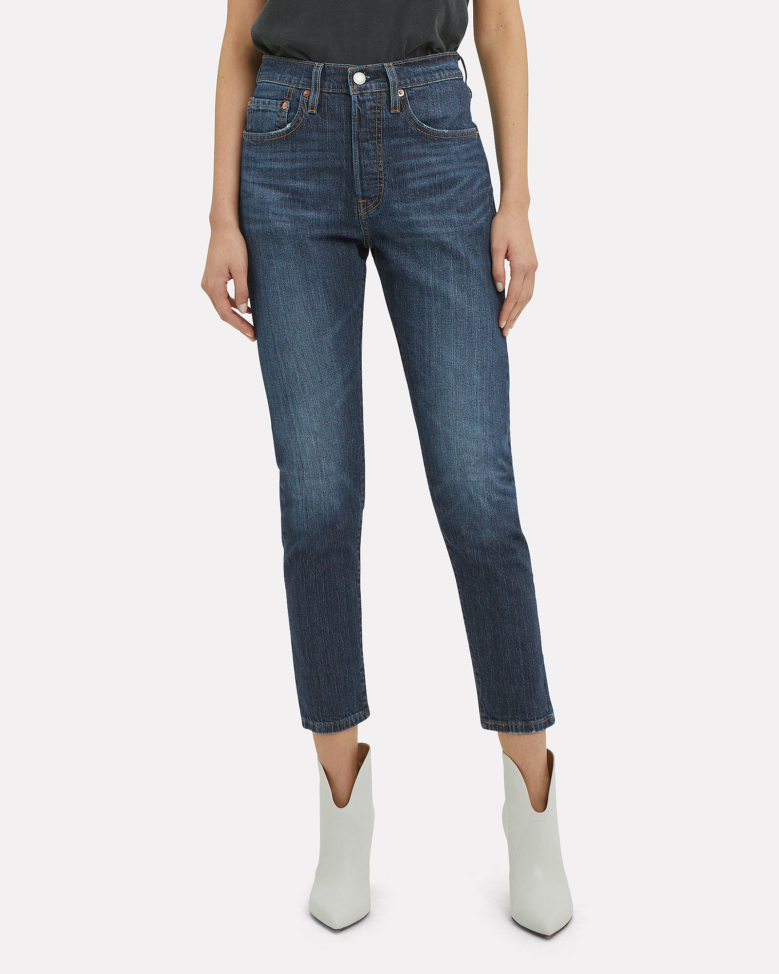 501 Skinny Jeans, DENIM, hi-res
