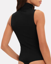 Leonie Turtleneck Bodysuit, BLACK, hi-res