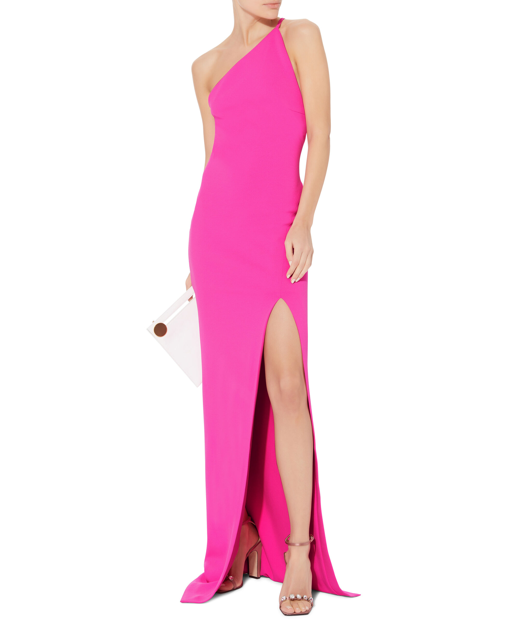 Petch Pink Gown, PINK, hi-res