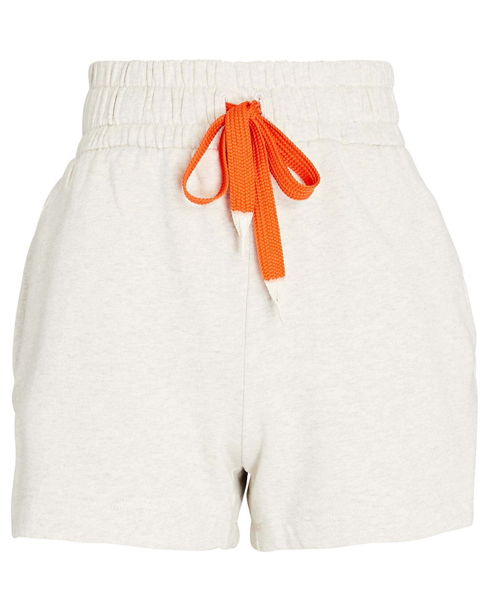 The Knockout Cotton Terry Shorts, OATMEAL, hi-res