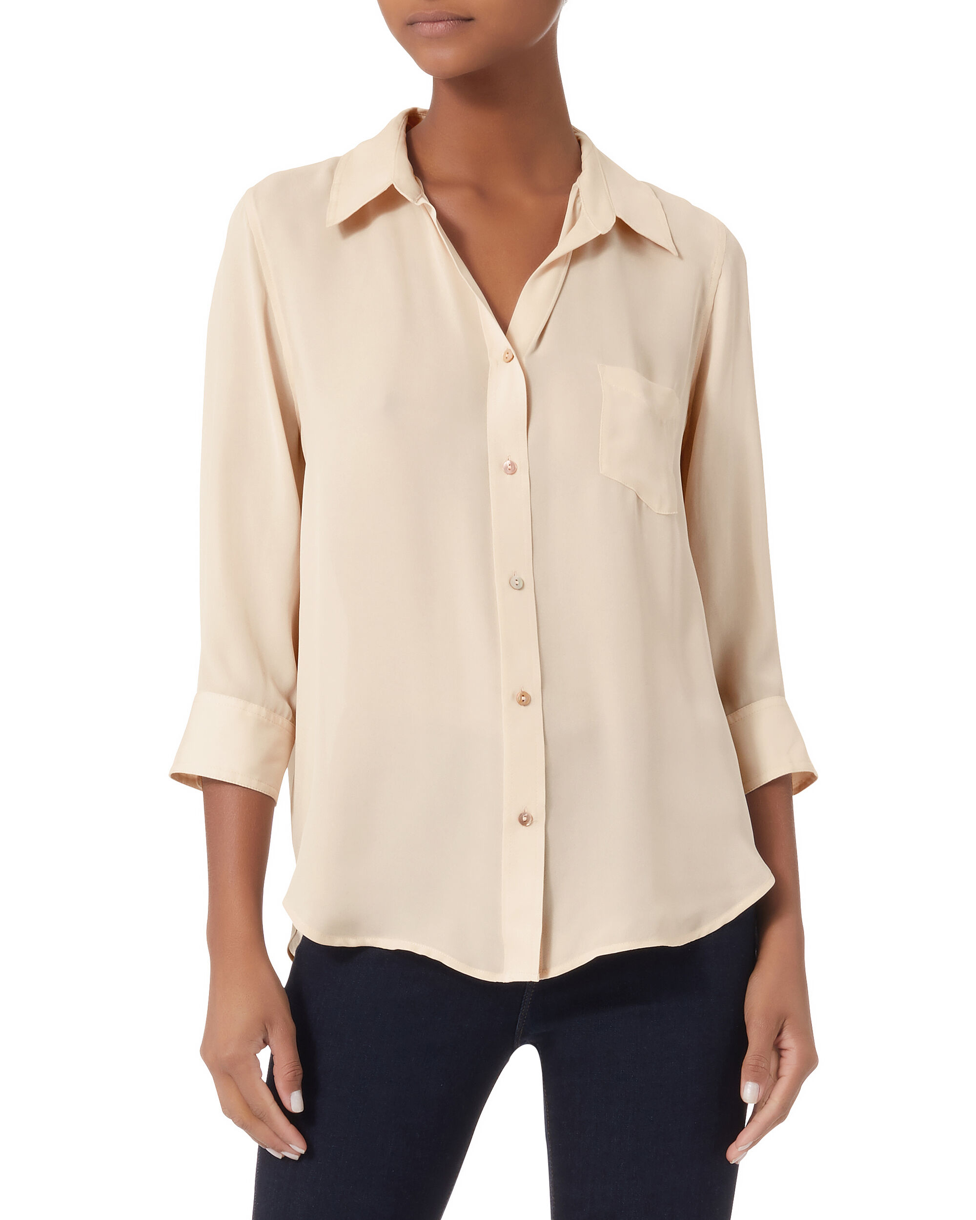 Ryan Blouse, BLUSH, hi-res