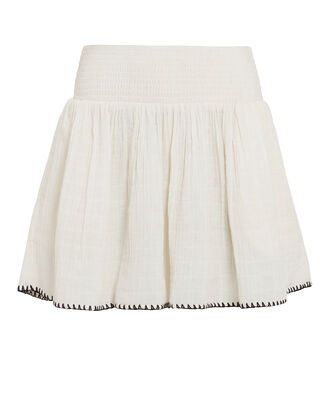 Luna Shorts, IVORY/BLACK, hi-res