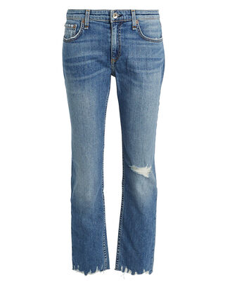 Dre Slim Boyfriend Jeans, LIGHT INDIGO DENIM, hi-res