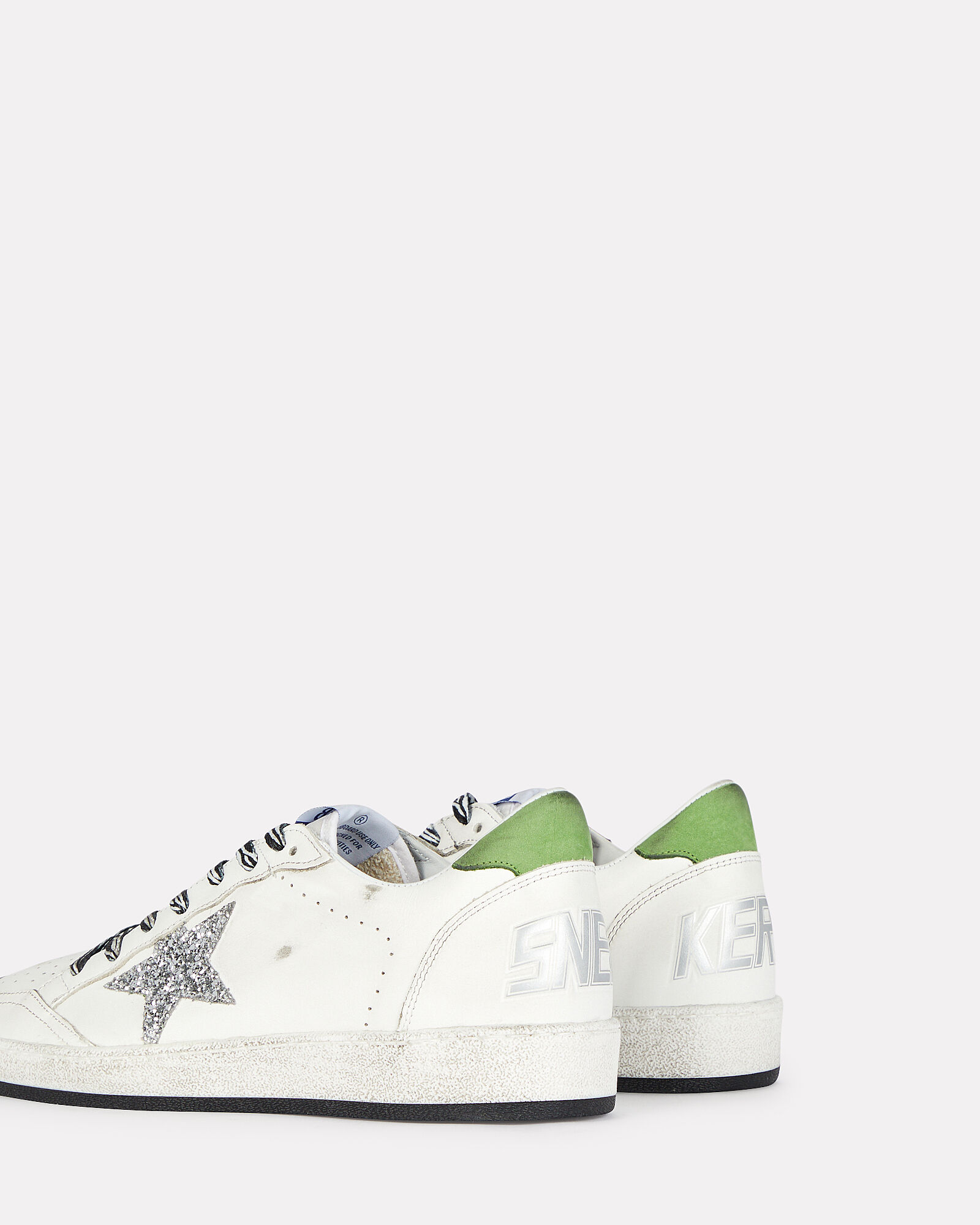 Ball Star Leather Sneakers, , hi-res