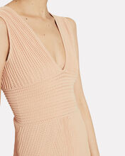 Jennifer Midi Dress, BLUSH, hi-res