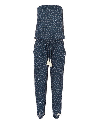 Brooke Jardin Jumpsuit, NAVY, hi-res