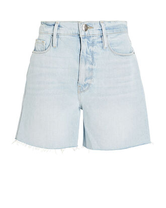 Le Tour Cut-Off Denim Shorts, ALTADENA, hi-res