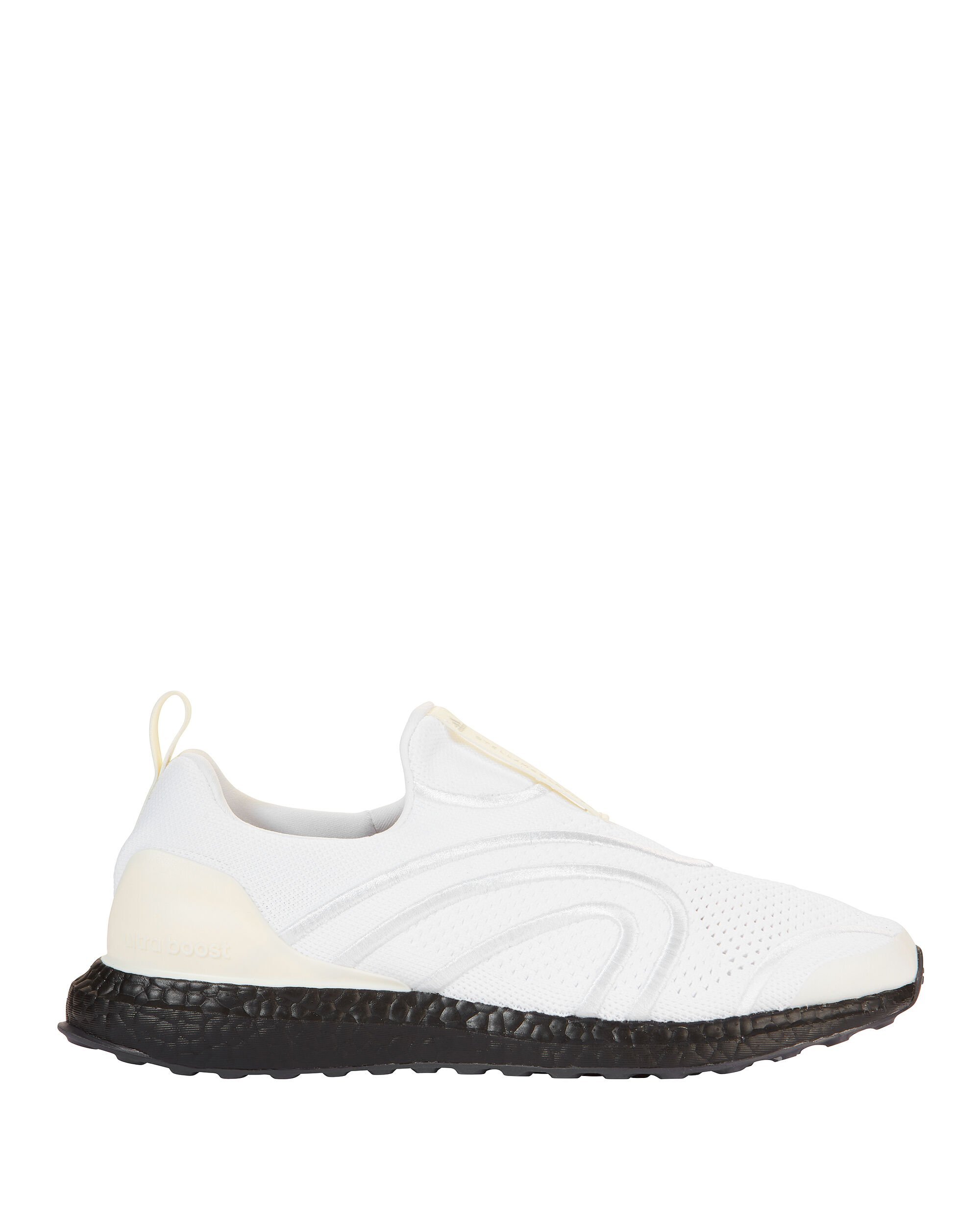 Ultra Boost Uncaged Fabric Sneakers, WHITE, hi-res