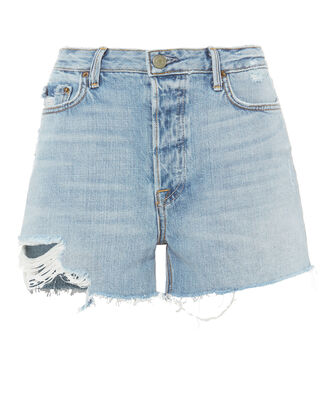 Helena Shorts, DENIM, hi-res