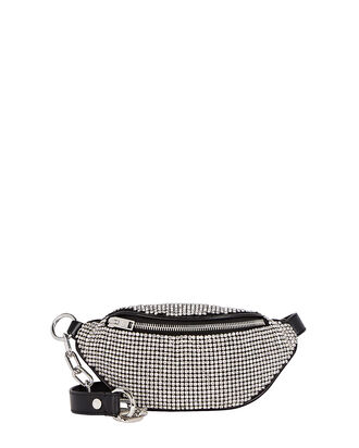 Attica Mini Fanny Bag, BLACK/CLEAR, hi-res