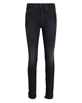 Alison High-Rise Skinny Jeans, STRATFORD CLEAN, hi-res