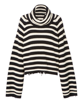 Alexis Stripe Knit Sweater, , hi-res