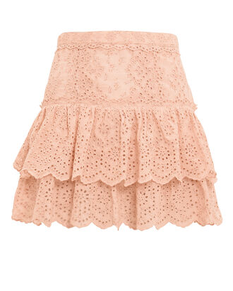 Amy Mini Skirt, PINK, hi-res