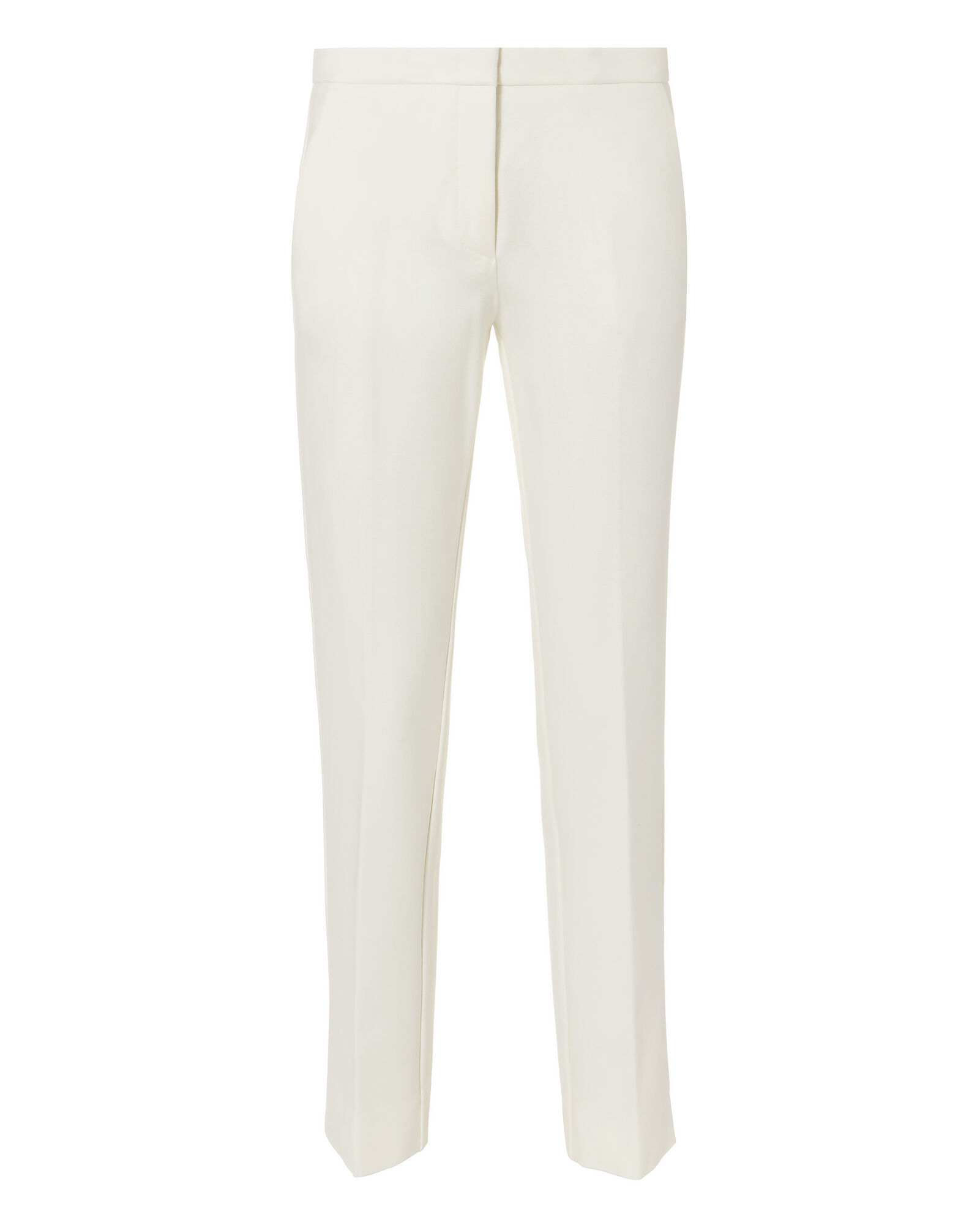 Drake Slim Trousers, IVORY, hi-res