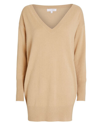 Moon Cashmere Sweater Dress, , hi-res