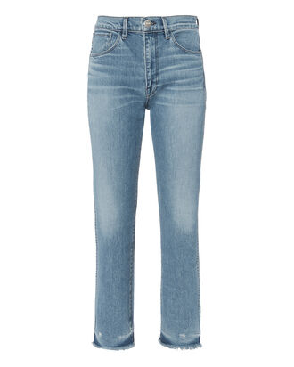 W3 Straight Authentic Mury Crop Jeans, DENIM, hi-res