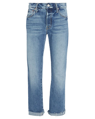 The Scrapper Cuff Ankle Fray Jeans, TAKE ME HIGHER, hi-res