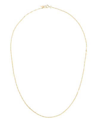 Mirror Chain Choker, GOLD, hi-res