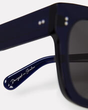 008 Berry Square Sunglasses, DARK BLUE, hi-res
