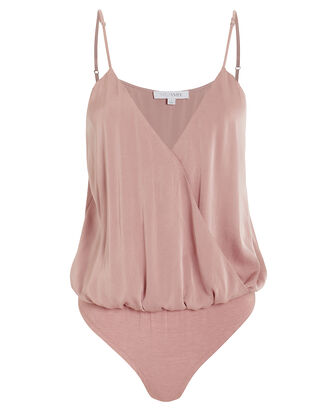 Annabelle Silk Bodysuit, BLUSH, hi-res