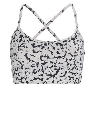 Irena Sports Bra, LIGHT GREY/BLACK, hi-res