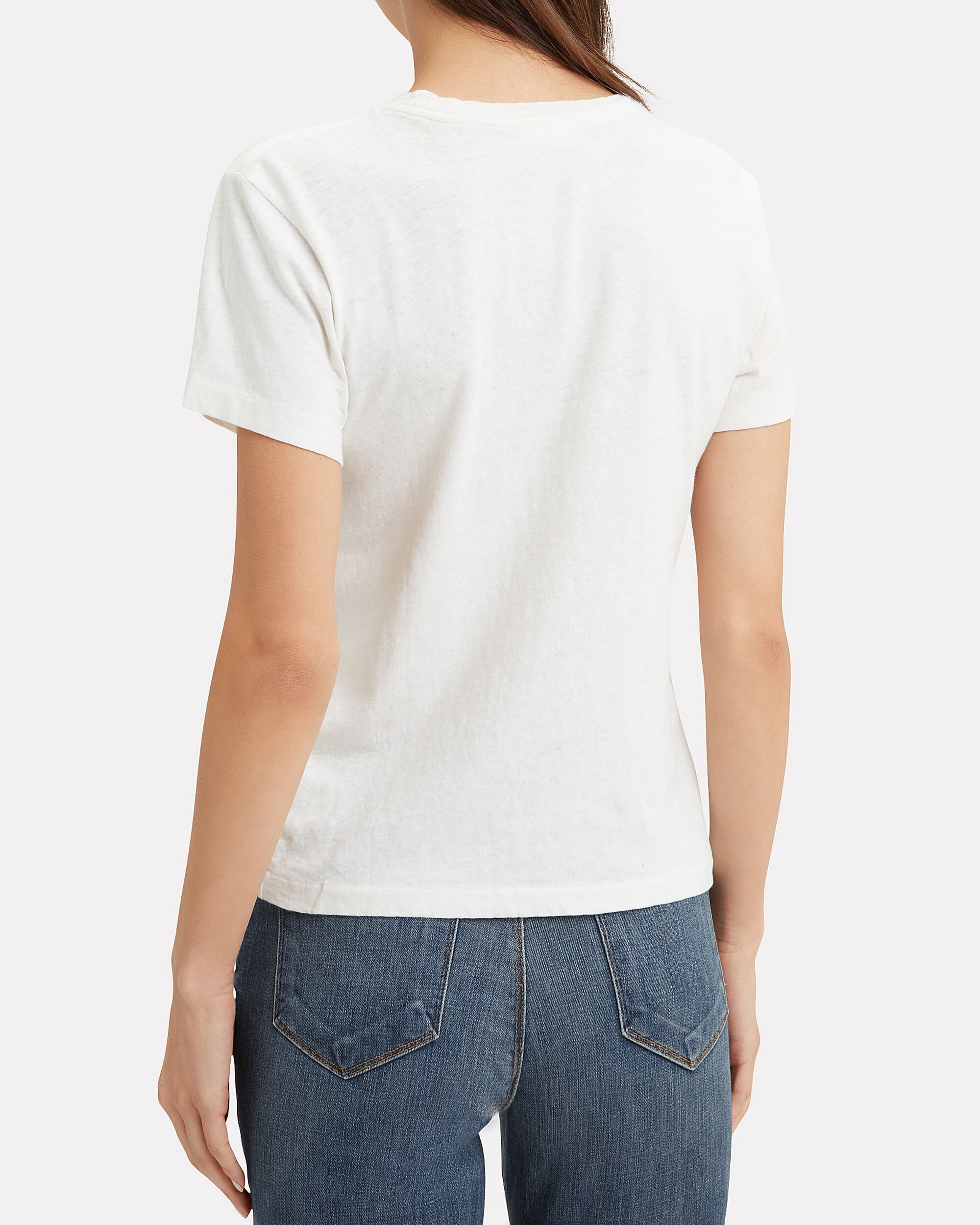 Classic Cowgirl T-Shirt, WHITE, hi-res
