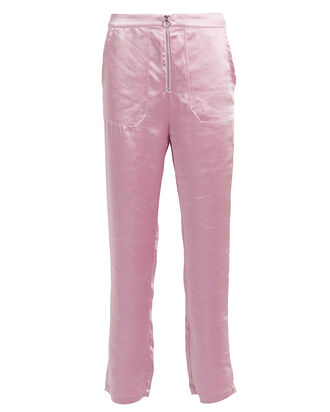 Golden Barbie Tapered Pants, CYCLAMEN PINK, hi-res