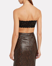 Never Say Never Flirty Bandeau, BLACK, hi-res