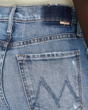 The Tomcat Distressed Cropped Jeans, SERIOUSLY, TRUCE, hi-res