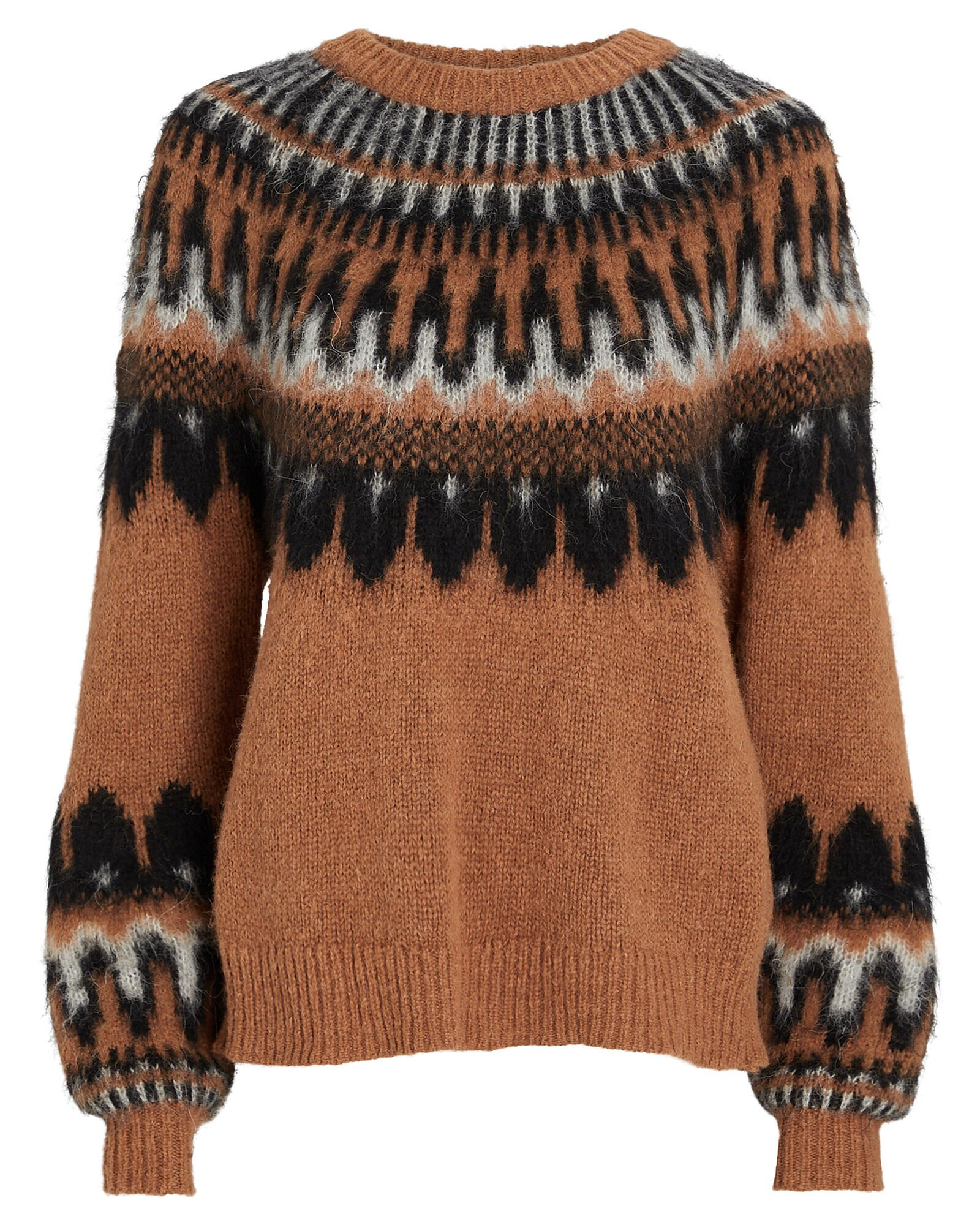 Hollis Fair Isle Sweater, , hi-res