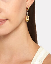 Just A Friend Earrings, GOLD, hi-res