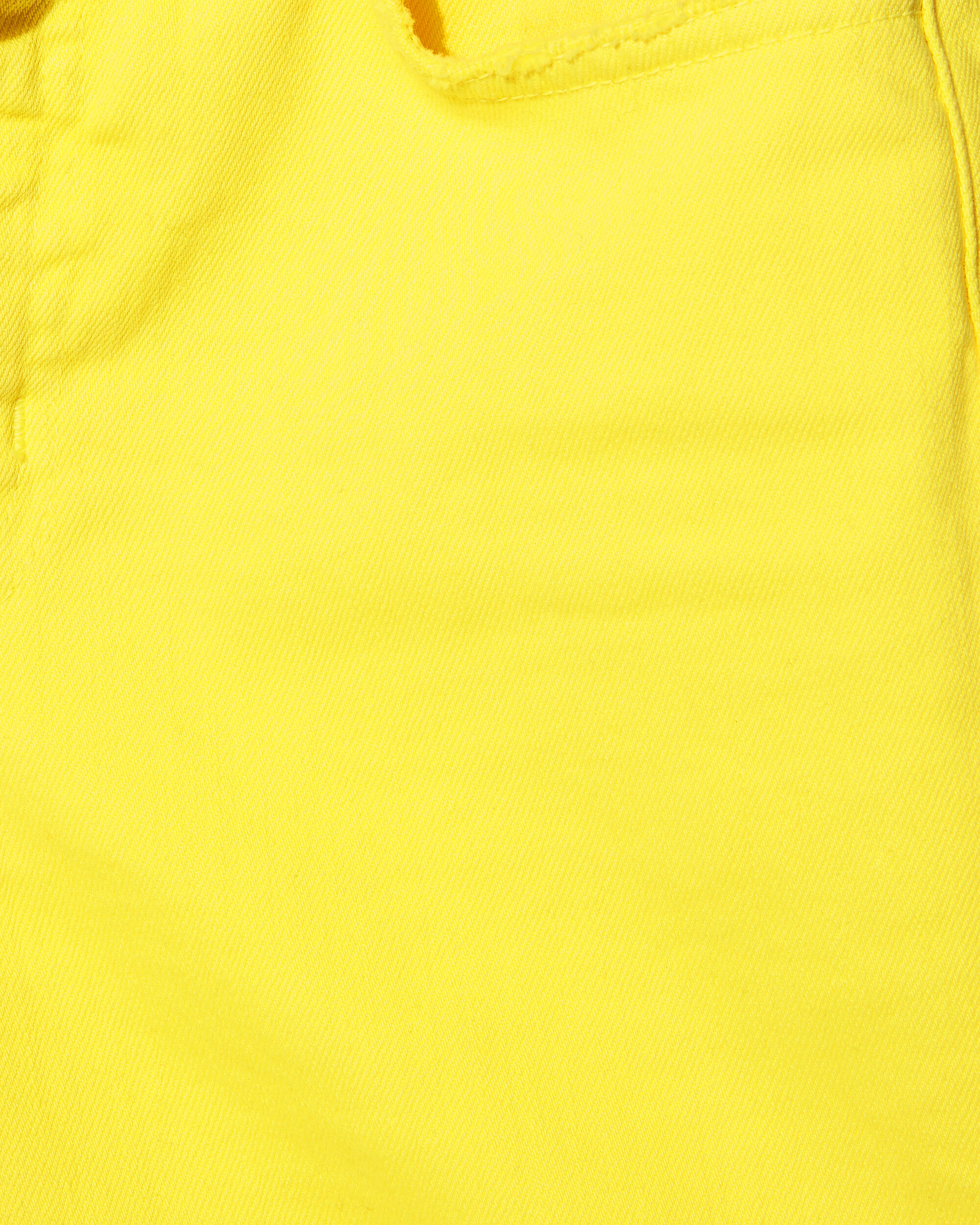 Audrina Neon Yellow Jeans, YELLOW, hi-res