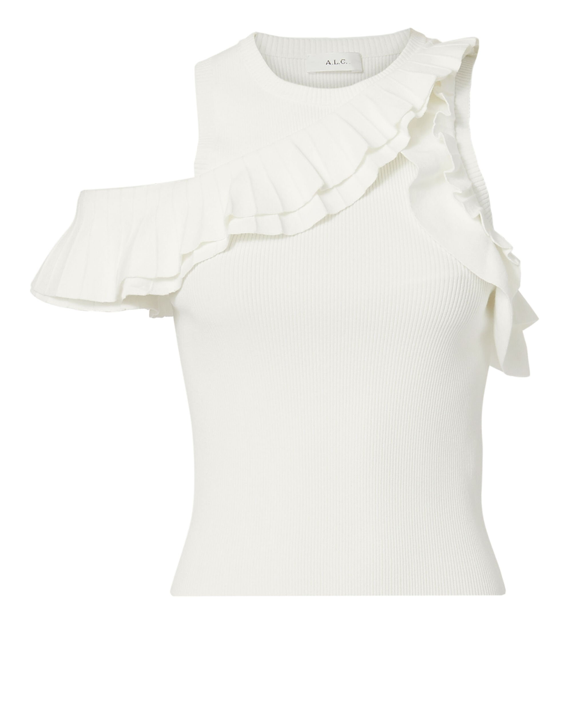Palmer Top, WHITE, hi-res
