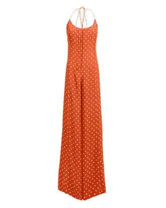 Holland Polka Dot Jumpsuit, MULTI, hi-res