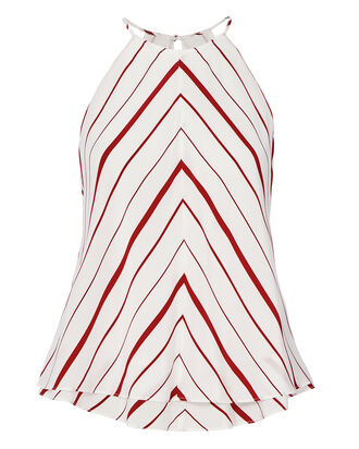 Reece Striped Top, PATTERN, hi-res